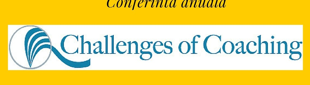 Conferinta Challenges of Coaching 2015 (Cluj)