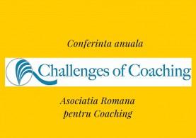 Conferinta Challenges of Coaching 2013