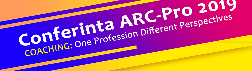 Conferinta ARC Pro 2019 – One profession – Different perspectives