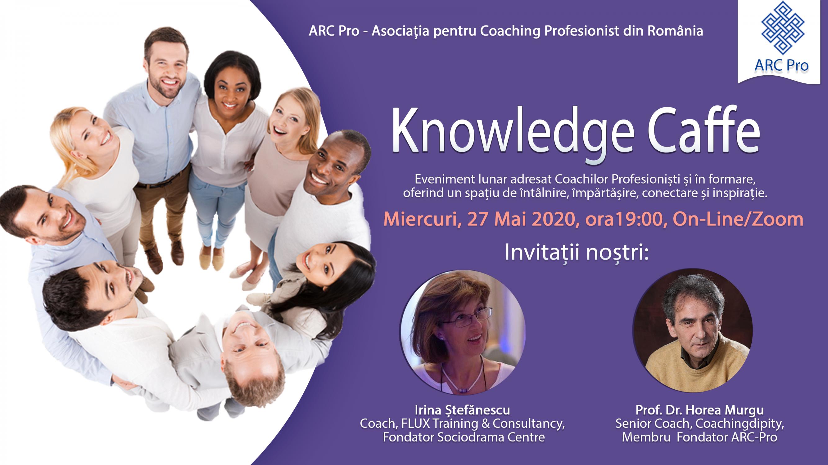Knowledge Caffe 2020 Editia 1
